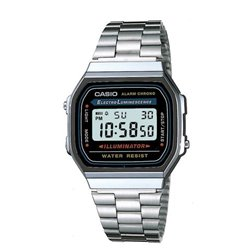 Ručni sat digitalni Casio A158WA-1