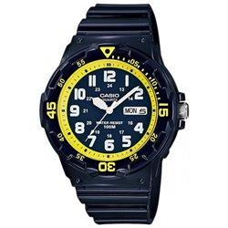 Ručni sat digitalni dečiji Casio MRW-200HC-2B