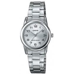 Ručni sat analogni ženski Casio LTP-V001D-7BUDF