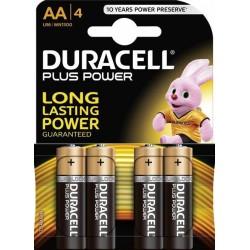 Baterija DURACELL AA/4