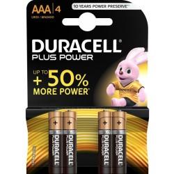 Baterija DURACELL AAA/4