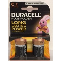 Baterija DURACELL C/2