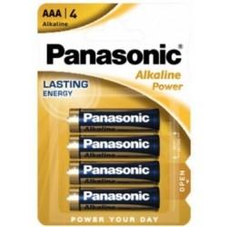 Baterija PANASONIC AAA/4