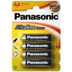 Baterija PANASONIC AA/4