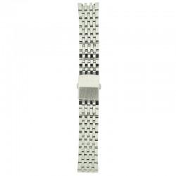 Metalni kaiš - MK14 Srebrni 16mm