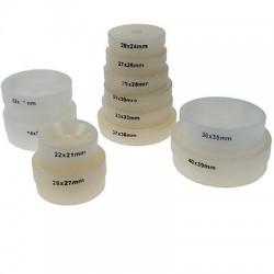 Plastični prstenovi za veće prečnike set 12 komada