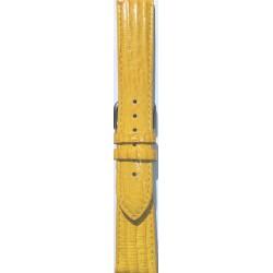 Kožni kaiš 20.84 Žuta boja