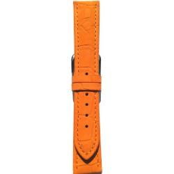 Kožni kaiš 20.85 Narandžasta boja