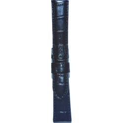 Kožni kaiš 20.166 Crna boja