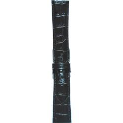 Kožni kaiš 20.165 Crna boja