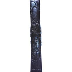 Kožni kaiš 20.161 Crna boja