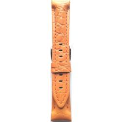 Kožni kaiš 22.66 Narandžasta boja