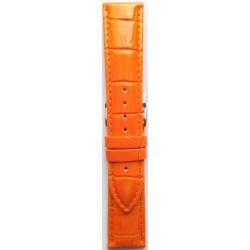 Kožni kaiš 22.67 Narandžasta boja