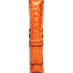 Kožni kaiš 26.23 Narandžasta boja