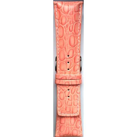 Kožni kaiš 28.20 Roze boja