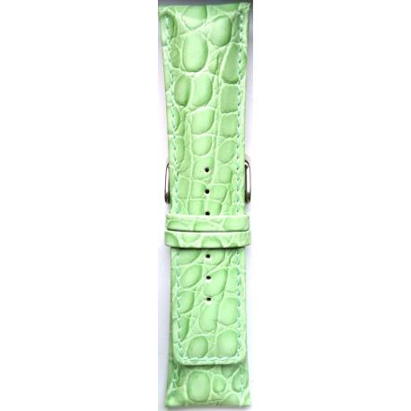 Kožni kaiš 28.17 Svetlo Zelena boja