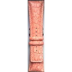 Kožni kaiš 30.25 Roze boja