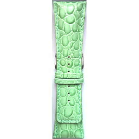 Kožni kaiš 30.21 Svetlo Zelena boja