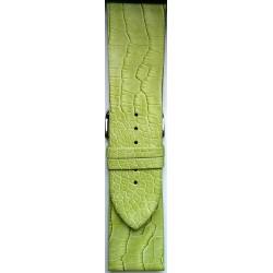 Kožni kaiš 30.38 Zelena boja