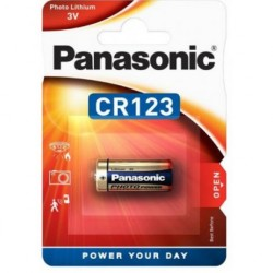 Panasonic CR123