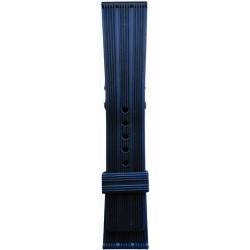 Gumeni kaiš - GK62 Crna boja 24mm