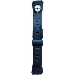 Gumeni kaiš - GK77 Crna boja 18mm