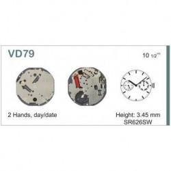 HATTORY VD79