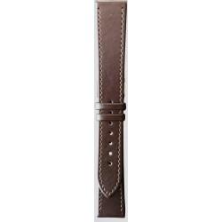 Kožni kaiš 18mm (Eko koža) Tamno Braon boja