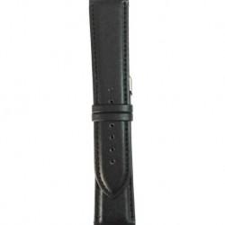 Kožni kaiš 14mm (Eko koža) Crna boja 14.27