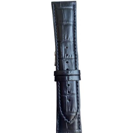 Kožni kaiš 26mm Crna boja 26.37