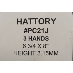 Ključ za HATTORY PC21J