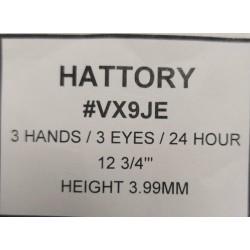 Ključ za HATTORY VX9JE