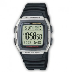 CASIO DIGITALNI W-96H-1A