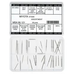 Horotec - Set ključeva za Miyota 36 komada