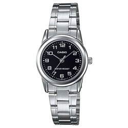 Ručni sat analogni ženski Casio LTP-V001D-1BUDF