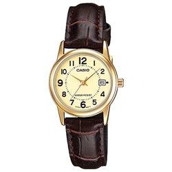 Ručni sat analogni ženski Casio LTP-V002GL-9BUDF