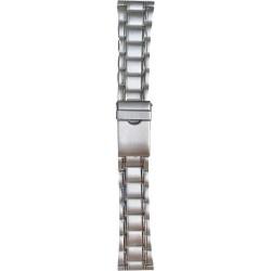 Metalni kaiš - MK42 Srebrni 20mm