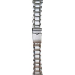 Metalni kaiš - MK79 Srebrni 24mm