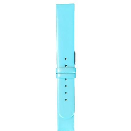 Kožni kaiš 18.156 Svetlo Plava boja 18mm