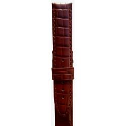Kožni kaiš 20.99 Tamno Braon boja 20mm