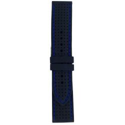 Silikonski kaiš - SK61 Crna boja 24mm