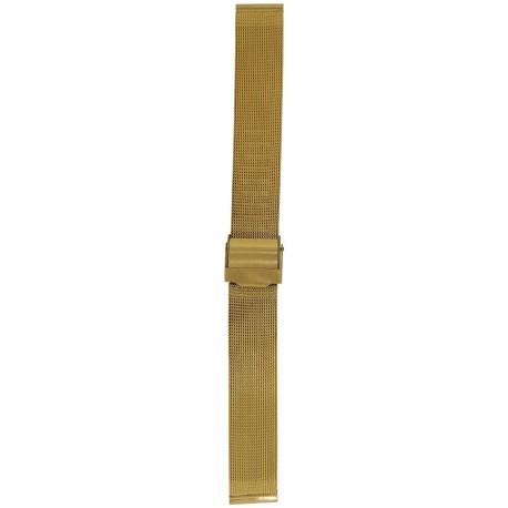 Metalni kaiš - MK16 Zlatni 16mm