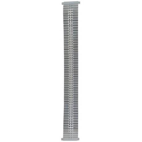 Metalni kaiš - MK108 Srebrni rastegljivi 17-22mm