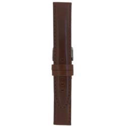 Kožni kaiš 20mm Braon boja 20.304