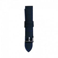 Silikonski kaiš - SK89 Crna boja 24mm