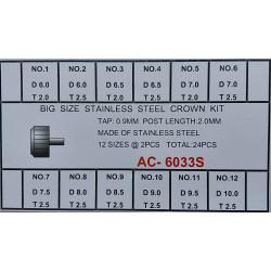 Set krunica 24 komada AC-6033S