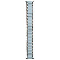 Metalni kaiš - MK111 Srebrni rastegljivi 17-22mm