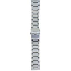 Metalni kaiš - MK57 Srebrni 20mm