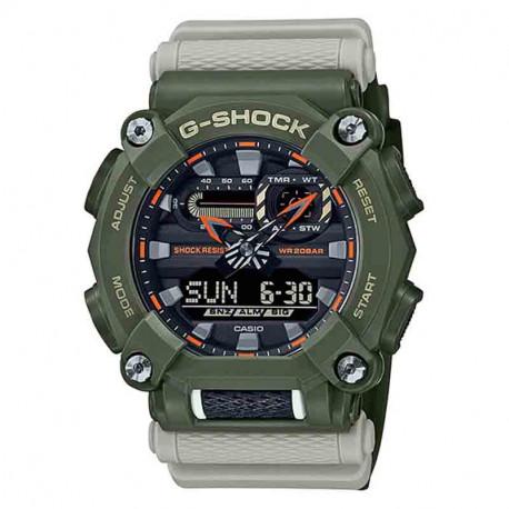 CASIO G-SHOCK GA-900HC-3A