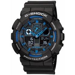 Ručni sat CASIO G-SHOCK GA-100-1A2